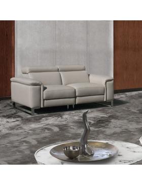 Canapé 2 places relaxation électrique Vertige
