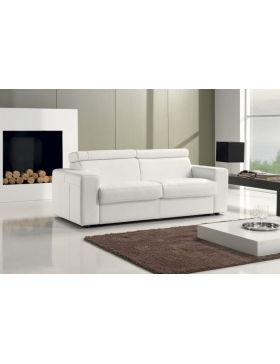 Canapé 3 Places Convertible couchage 140 cm Mira
