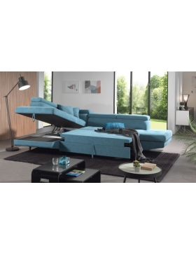 Salon d'angle convertible Marina