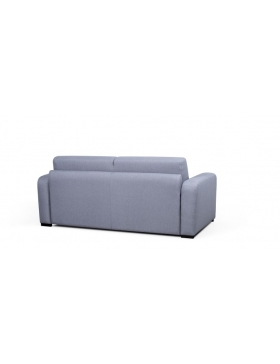 Canapé 3 places convertible couchage 140 cm RALPH