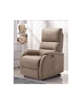 MORINE, fauteuil relaxation électrique & releveur
