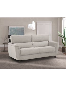 MARILYN, canapé 3 places Convertible couchage 140 cm
