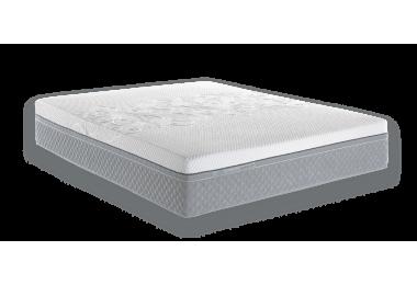 Matelas Sealy Silver Plush 200x200 cm