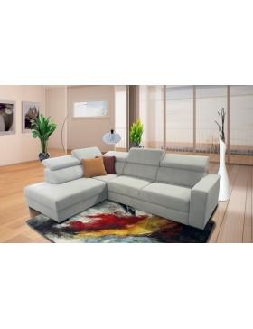 JUPITER, salon d'angle - 1 relaxation électrique