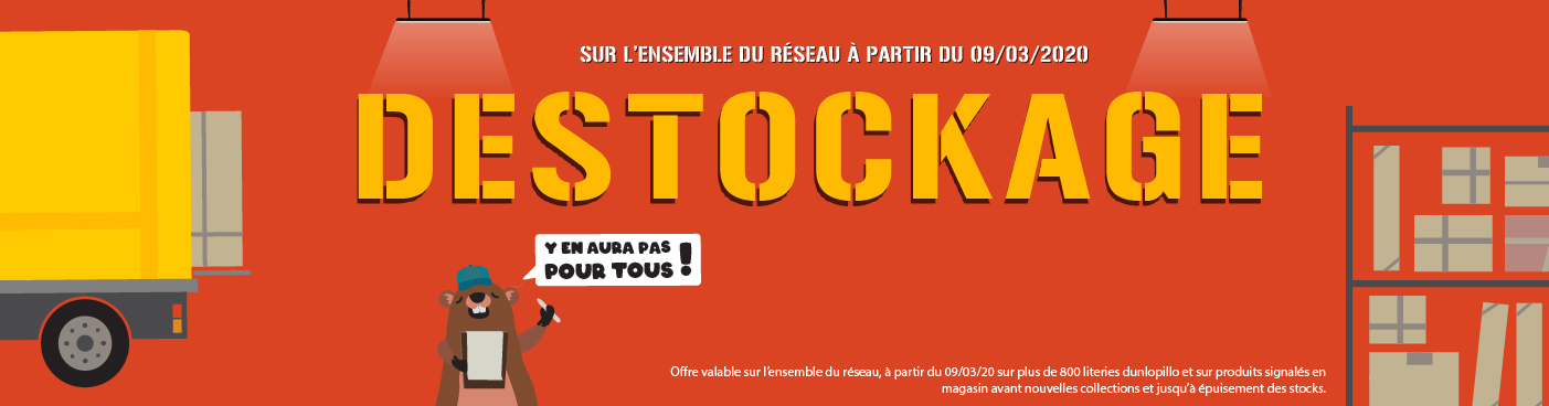 destockage grand tablette