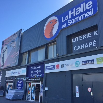 Halle Sommeil - Magasin Cannes